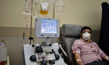 Ministerio de Salud reporta que bajó la demanda de plasma en el país