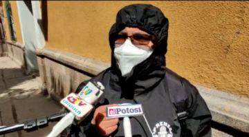 """Identifican a """"buzos"""" ejerciendo labor de prensa en Potosí"""