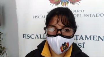 Reportan la muerte violenta de un joven en la ciudad de Potosí