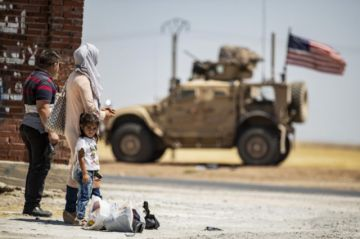 El ejército de Estados Unidos aumenta sus fuerzas en Siria