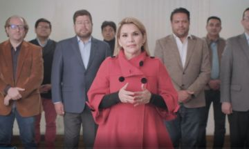 ¿Cómo reaccionaron los candidatos tras la declinación de Jeanine Áñez?