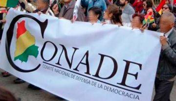Conade pide a los candidatos sin posibilidad dejar la carrera electoral