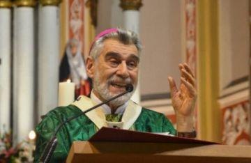 """Monseñor Gualberti sobre época electoral: """"los últimos serán los primeros"""""""