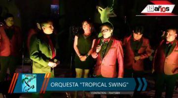 Tropical Swing festeja sus 14 años con concierto