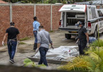 Reportan seis muertos en masacre en Colombia