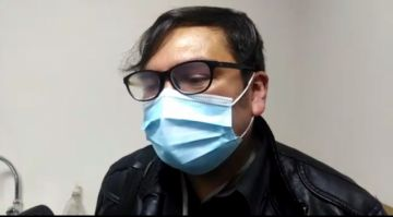 Juan Daniel Pozzo es el nuevo delegado gubernamental de salud en Potosí