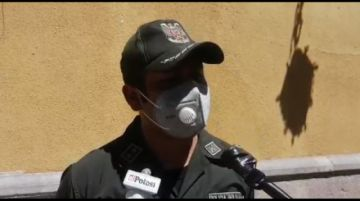 Tres motorizados fueron enviados a Sucre por infringir restricción de viajes
