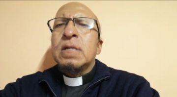 El padre Miguel Albino habla de San Mateo