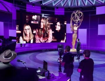 "Miniserie racial ""Watchmen"" triunfa en Emmys virtuales por pandemia"