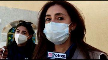Los Ángeles contra el Covid siguen atendiendo en Potosí