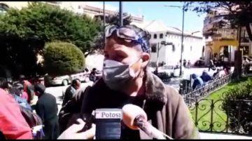 Concejala Cledy Ruiz lamenta zozobra tras presión en casa de Carmona