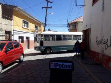 Carros recolectores de Emap no llegan a las zonas debido a los bloqueos