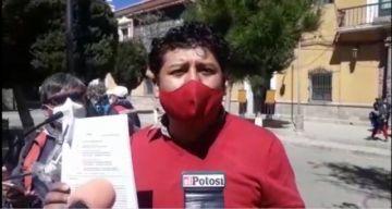 Concejal Relos emplaza a Carmona para que firme informe