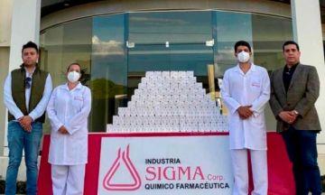 El medicamento ruso Avifavir ya se encuentra en territorio boliviano