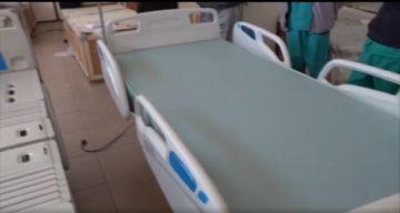 Sedes entrega 32 camas para terapia intensiva para fortalecer area covid