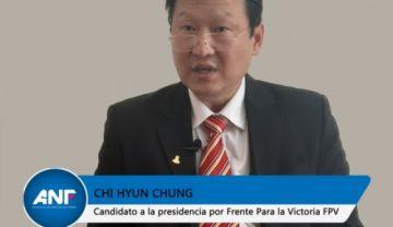 Chi Hyun Chung plantea dar comida gratis a gente en extrema pobreza