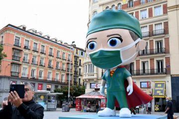 Madrid amplía sus restricciones para frenar al coronavirus