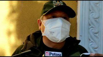 Anuncian cambio de comandante de la Policía de Potosí