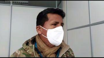 El ejército participará en el control de las elecciones de octubre