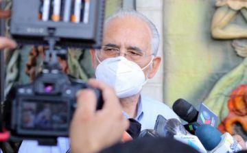 """Carlos Mesa ve que el MAS habla de fraude para """"abrir el paraguas"""" antes de su derrota"""