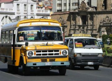 La Paz: Transporte urbano rechaza comprar el SOAT 2021