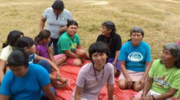 """""""Estamos abandonados por el Estado"""", reclama el pueblo indígena Araona"""