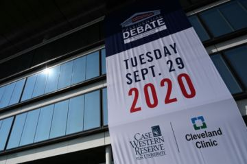 Trump pide que Biden se haga una prueba antidopaje antes o después del debate del martes
