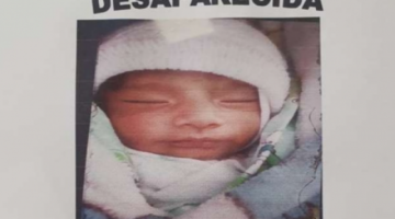Continúa la búsqueda de la bebé Samanta