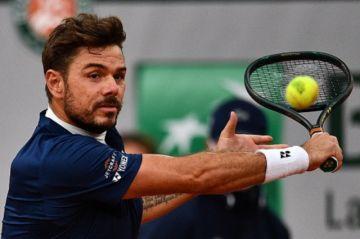 Wawrinka arrolla a Murray en la primera ronda de Roland Garros
