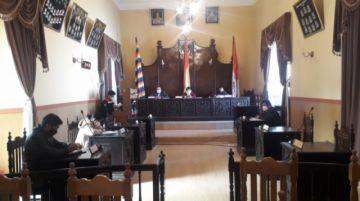Concejo Municipal de Potosí aprobó presupuesto plurianual
