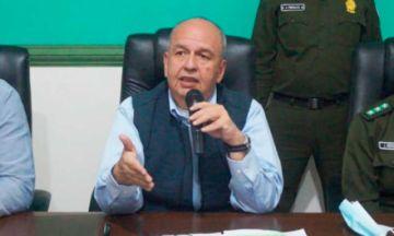 """Arturo Murillo insiste con """"devolver"""" Elfec, tema que originó el alejamiento de Ortíz"""