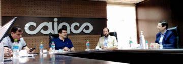 Cainco y Aduana definen agenda para facilitar el comercio internacional