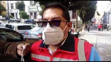 Reportan que 50 trabajadores de la gobernación sufrieron coronavirus