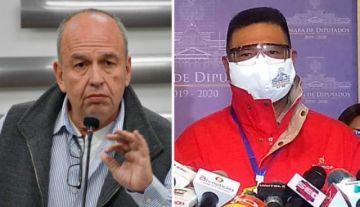 Sergio Choque le advierte a Arturo Murillo con juicio si es que escapa