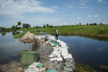 Según la ONU, hay unas 700.000 personas afectadas en Sudán del Sur por inundaciones