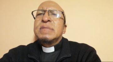 El padre Miguel Albino habla de las maravillas de Dios