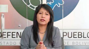 """Fiscalía rechaza denuncia contra la Defensora por """"prolongación de funciones"""""""