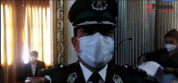 El nuevo comandante de Policía en Potosí ya fue posesionado