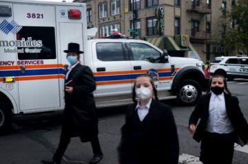 El coronavirus se dispara en Nueva York