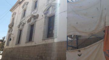 La Alcaldía y sus alrededores en el reporte en vivo de El Potosí