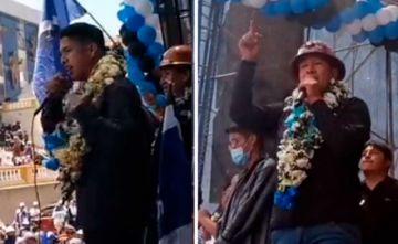 Militantes del MAS advierten con tomar el poder en las calles en caso de fraude