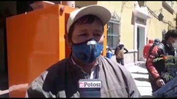 Producen cerca de 100.000 plantines para áreas verdes en Potosí