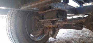 Un video muestra que el eje del horno crematorio móvil estaba oxidado antes de funcionar
