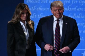 Donald Trump y su esposa tienen coronavirus y entran en cuarentena