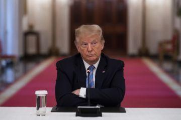 La edad y el peso de Trump sonfactores de riesgo frente al coronavirus