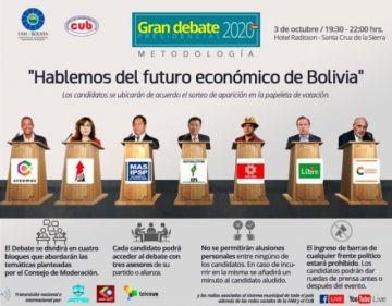 En desarrollo: el debate presidencial de la FAM y la CUB