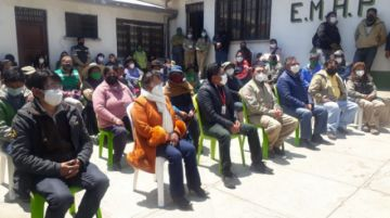Emap celebra 27 años de vida, relevando tarea de limpieza a pesar de la pandemia