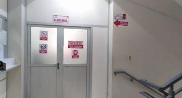 El TED de Potosí sella papeletas electorales bajo estrictas medidas de seguridad