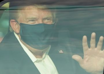 Médicos se preparan para continuar con el tratamiento de Donald Trump en la Casa Blanca