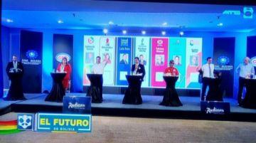 """Para Evo Morales, Luis Arce dio cátedra en el """"debate""""; Jorge Quiroga dice que mintió"""